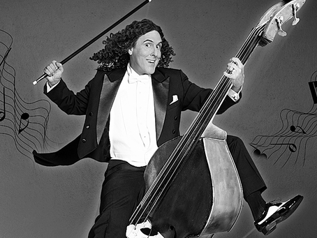 Weird Al with Strings Attached!