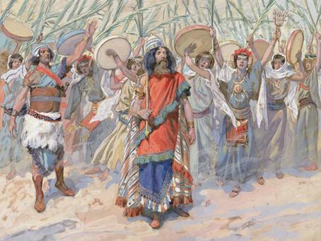 """Jueces, Rut, 1 y 2 Samuel """"Una síntesis con los ojos puestos en Cristo"""""""