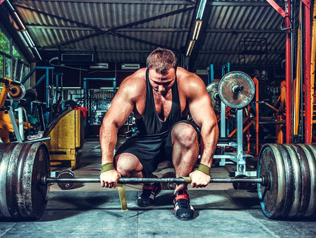 Powerlifting: The Holy Trinity of Compound Lifts