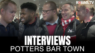 Interviews - Potters Bar Town