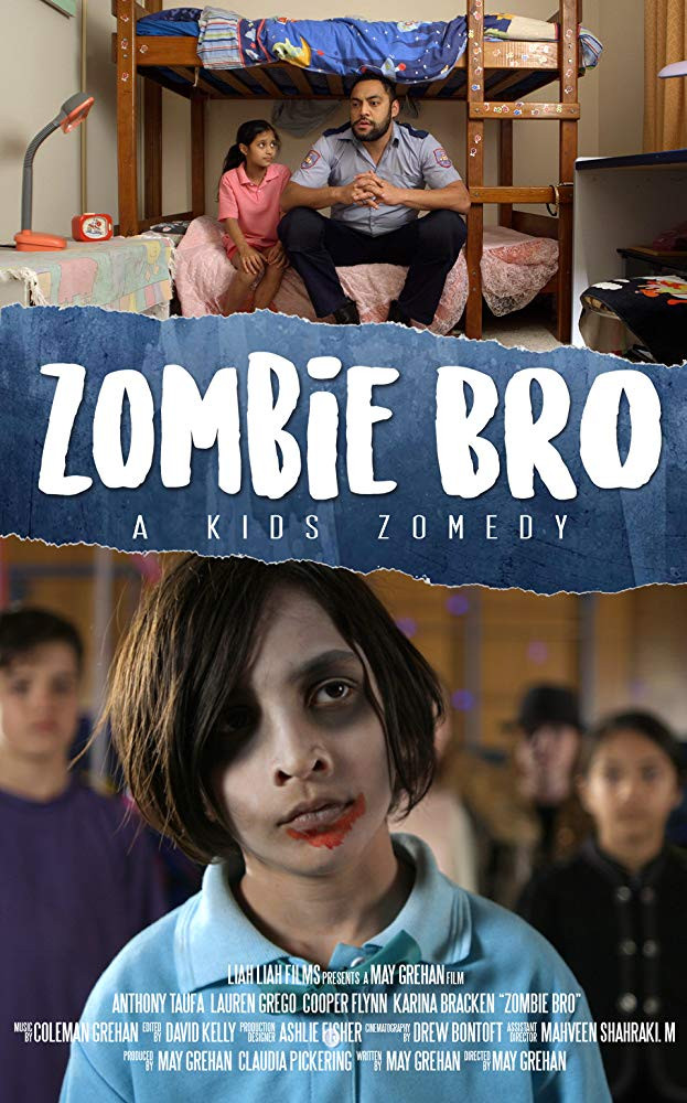 Zombie Bro indie film review
