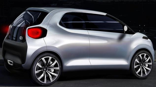 Vers une future Citroën C1 électrique ?