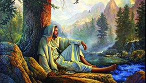 Jesus talks of the third eye