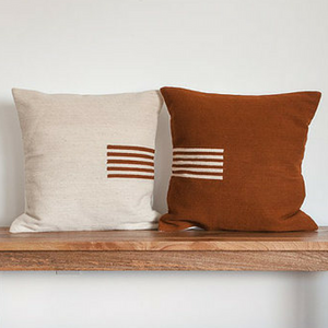 Father's day gifts | ethically made | handmade gifts | Equal Uprise Pillow | Design w Care