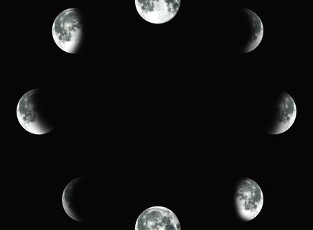 Positive vibber fra nymånen 22 mai!