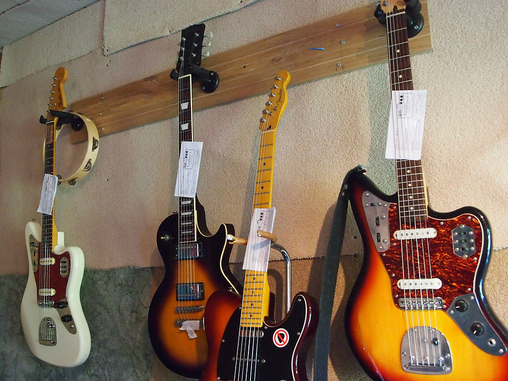 Guitar Repairs Essex