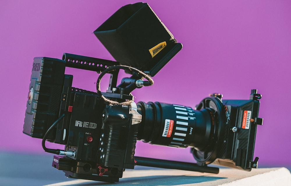 caméra vintage film documentaire féministe