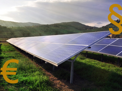 Steuerliche Beurteilung von Photovoltaikanlagen