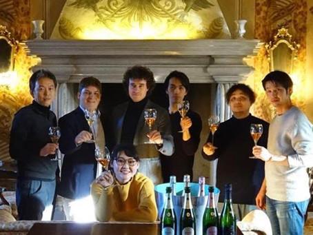 ワイン生産者来日ディナー Vol.3 【Guido Berlucchi】