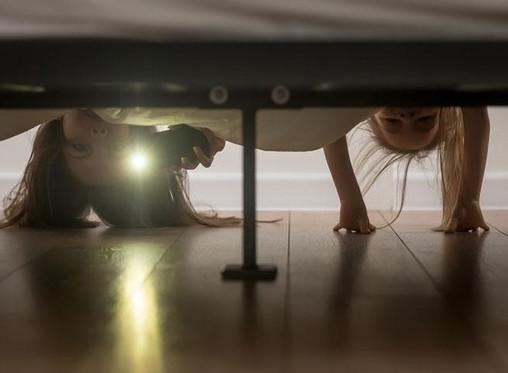 Стравови кај децата во одредени развојни фази