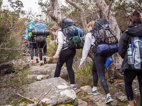 Packing your Rucksack