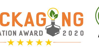 Abiertas las inscripciones al Packaging Innovation Awards 2020
