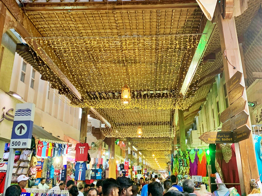 Bur Dubai Souk Market, Dubai, United Arab Emirates
