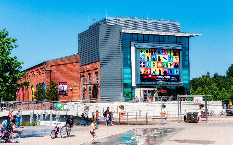 Rock'n'Popmuseum viert comeback, opening 24 november