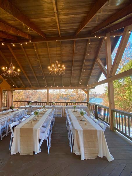 The Ultimate Arkansas Wedding Venue