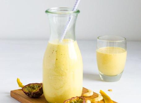Mango-Cashew-Lassi