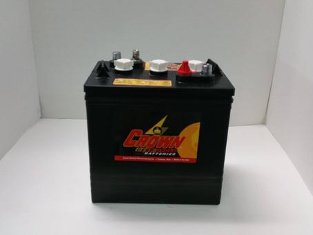 Crown Golf Cart Batteries