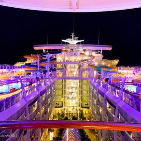 The Royal Caribbean Symphony of the Seas: Biggest Cruise Ship in the world Experience
