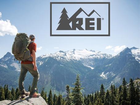 運動控必備‼美國REI陪你享受大自然⛷🚣♂🚴♂