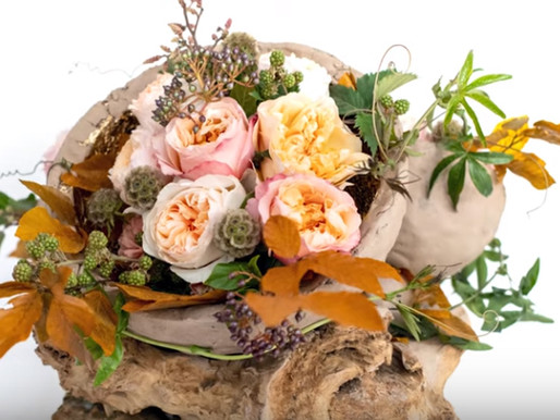 'Centerpiece Innovation' with Arthur Williams / Florists' Review