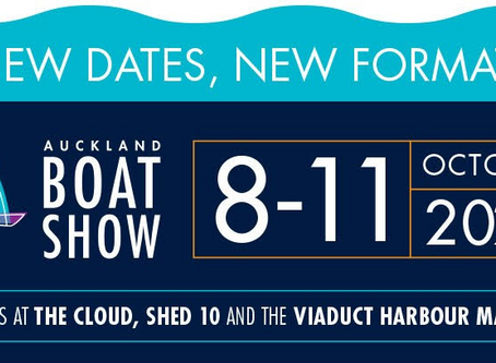 (Not) the Auckland Boat Show!