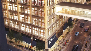Hudson Holdings Seemingly Dumps the Railway Exchange Building Redevelopment
