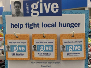 """Titan Fuel to Benefit from """"Simply Give"""" Program"""