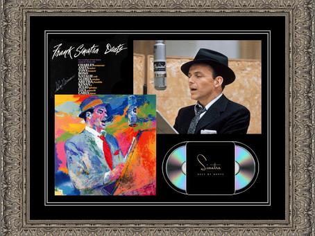 """Frank Sintra  """"Ol Blue Eyes"""" Duets l & ll"""