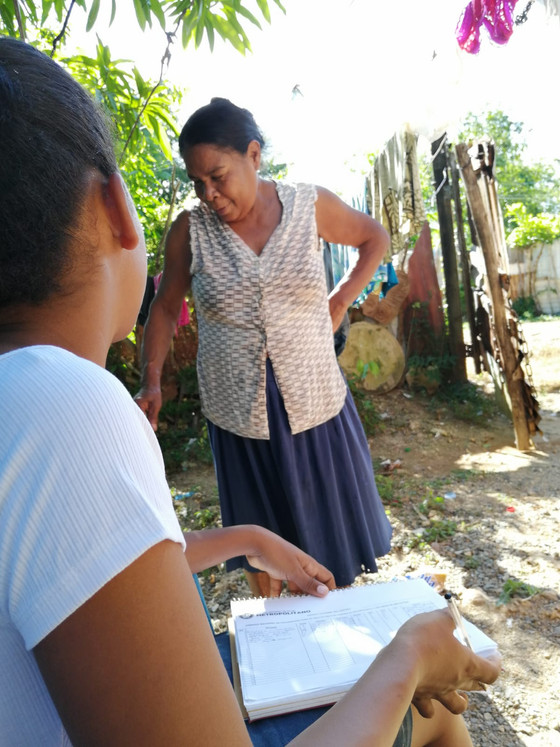 Vaccination Survey in La Piedra