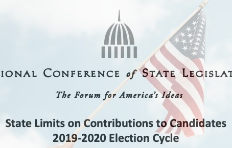 Summary of State Limits on Contributions to Candidates for the 2019-2020 Election Cycle