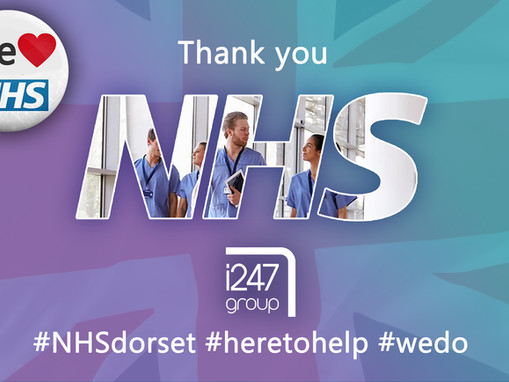 Free 24/7 motoring support for Dorset's NHS during COVID-19