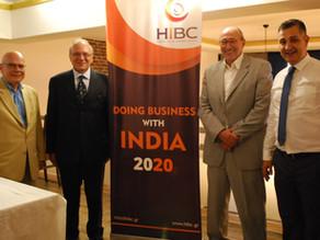 Ιδρύεται το Ελληνο-Ινδικό Επιχειρηματικό Συμβούλιο (Hellenic-Indian Business Council HIBC)