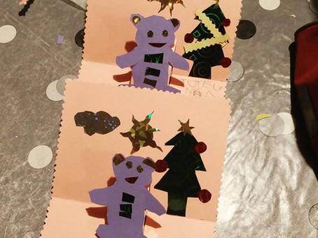 Du courrier pour Noël !