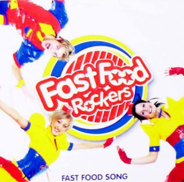 Fast Food Rockers Fast Food Song