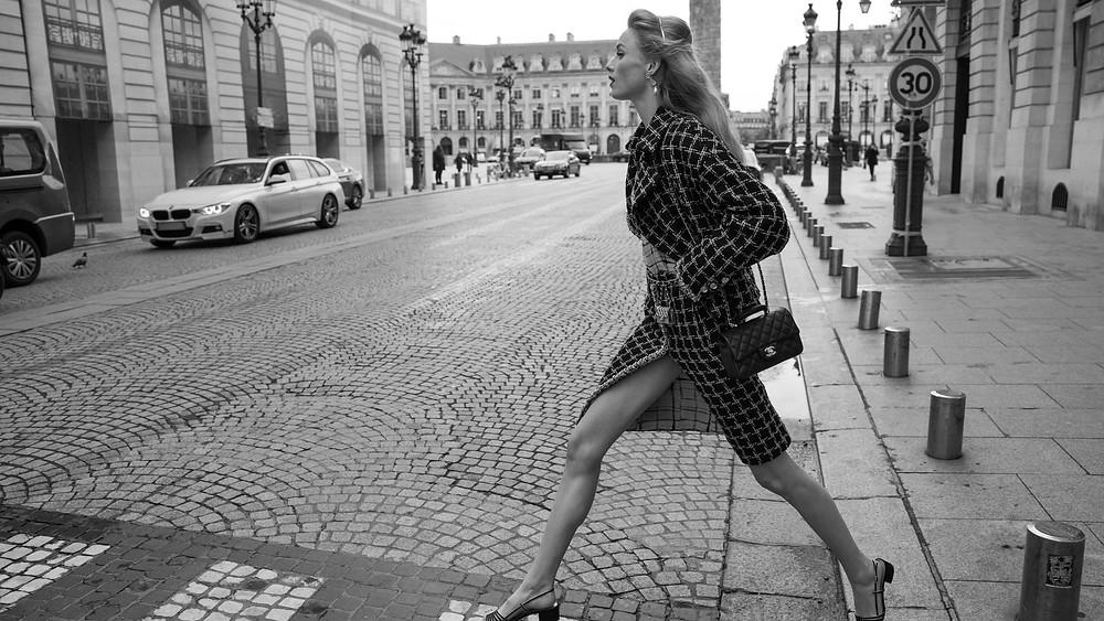 Desfile da Chanel coleção primavera-verão 2021