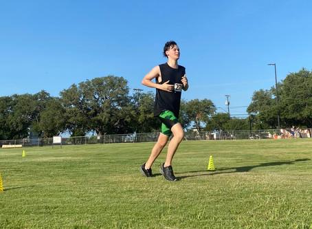 Splash and Dash Aquathlon: A Participant's Perspective