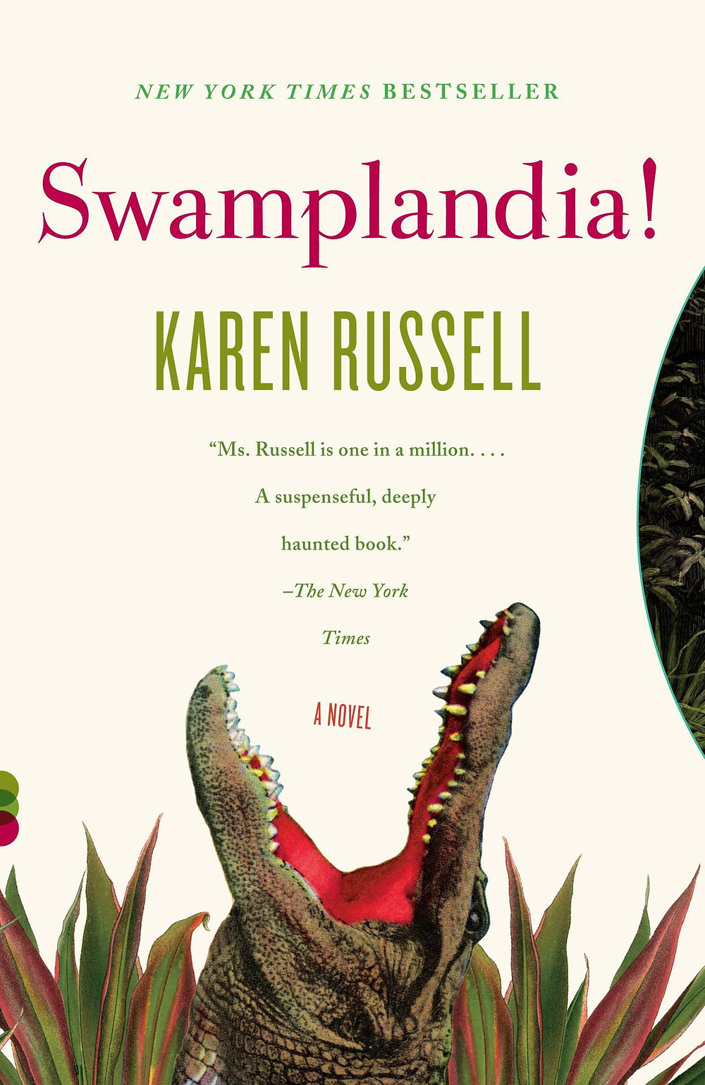 Swamplandia! by Karen Russell : the book slut book reviews