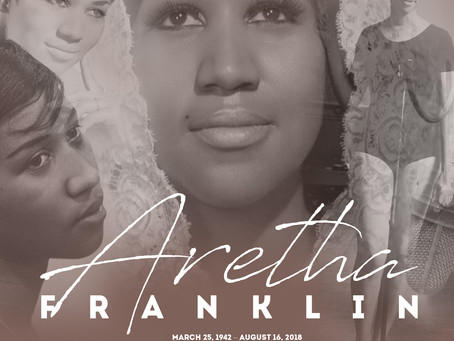 Rest Well Aretha Franklin
