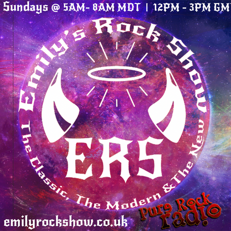(Podcast) Emily's Rock Show - 19th July 2020