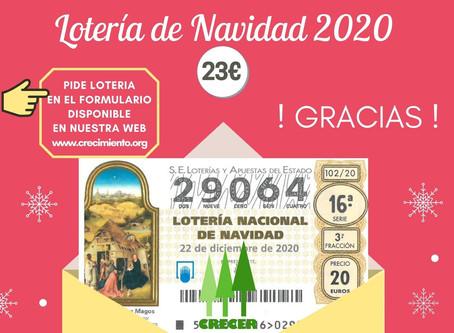 Lotería de Navidad ( Número 29064 )