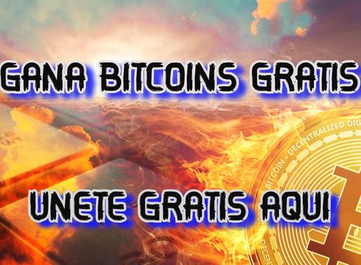 Gana Bitcoins Sin Invertir
