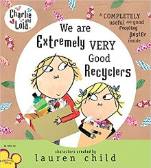 """we are extremely very good recyclers"" book cover"