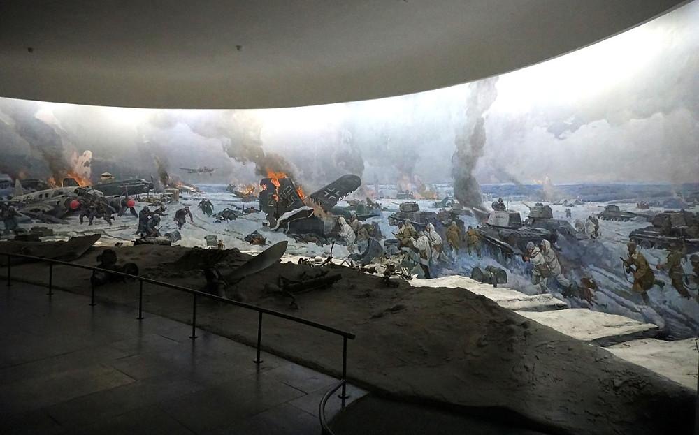 מוזיאון קרב סטלינגרד, וולגוגרד