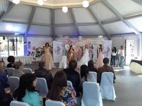 ХелиЛоджик на мероприятии партнёра OPEN WEDDING DAY