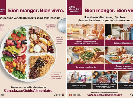 Guide alimentaire canadien 2019 : Diversité au premier plan !