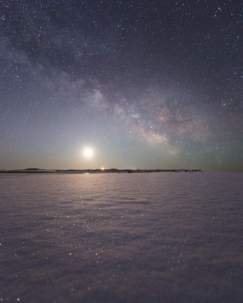 Un poema de la luna