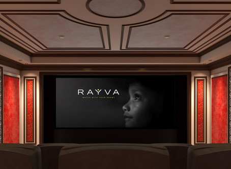Stop calling it a Home Theater, It is Truly a Gift of Presence.