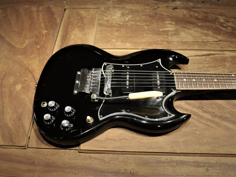Begagnad Gibson SG Special från 1967, 34999
