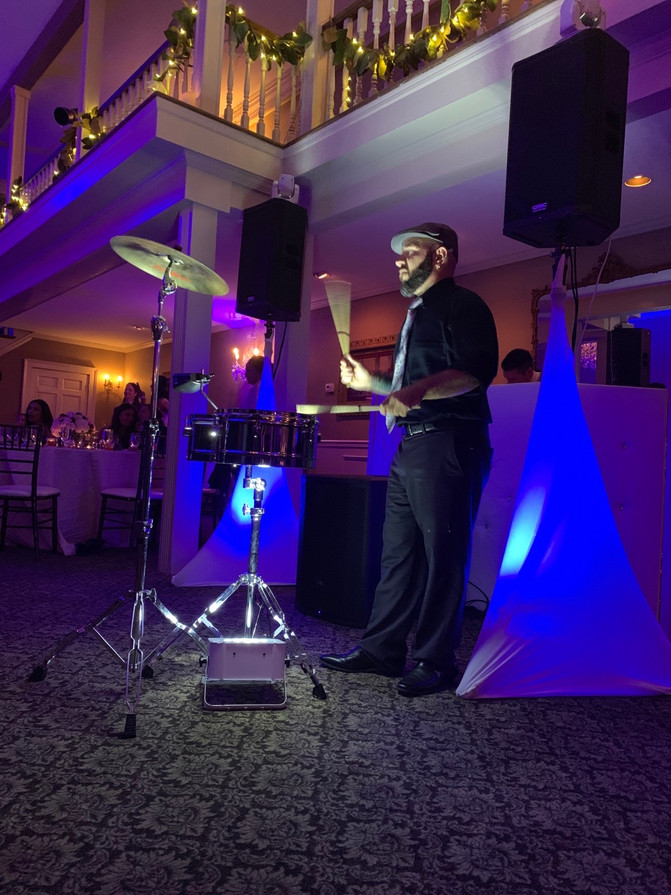 Spanish Wedding DJs | Latin DJs | Percussionist @ TWK Events