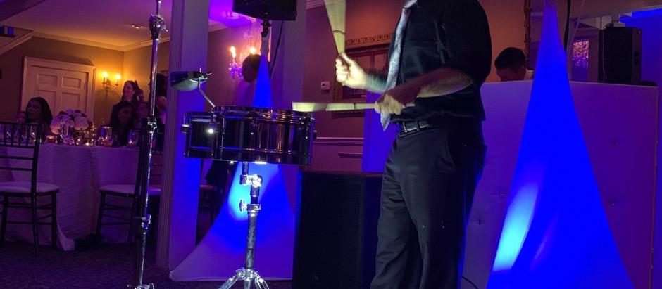 Spanish Wedding DJs | Latin DJs | Percussionist @ TWK Events
